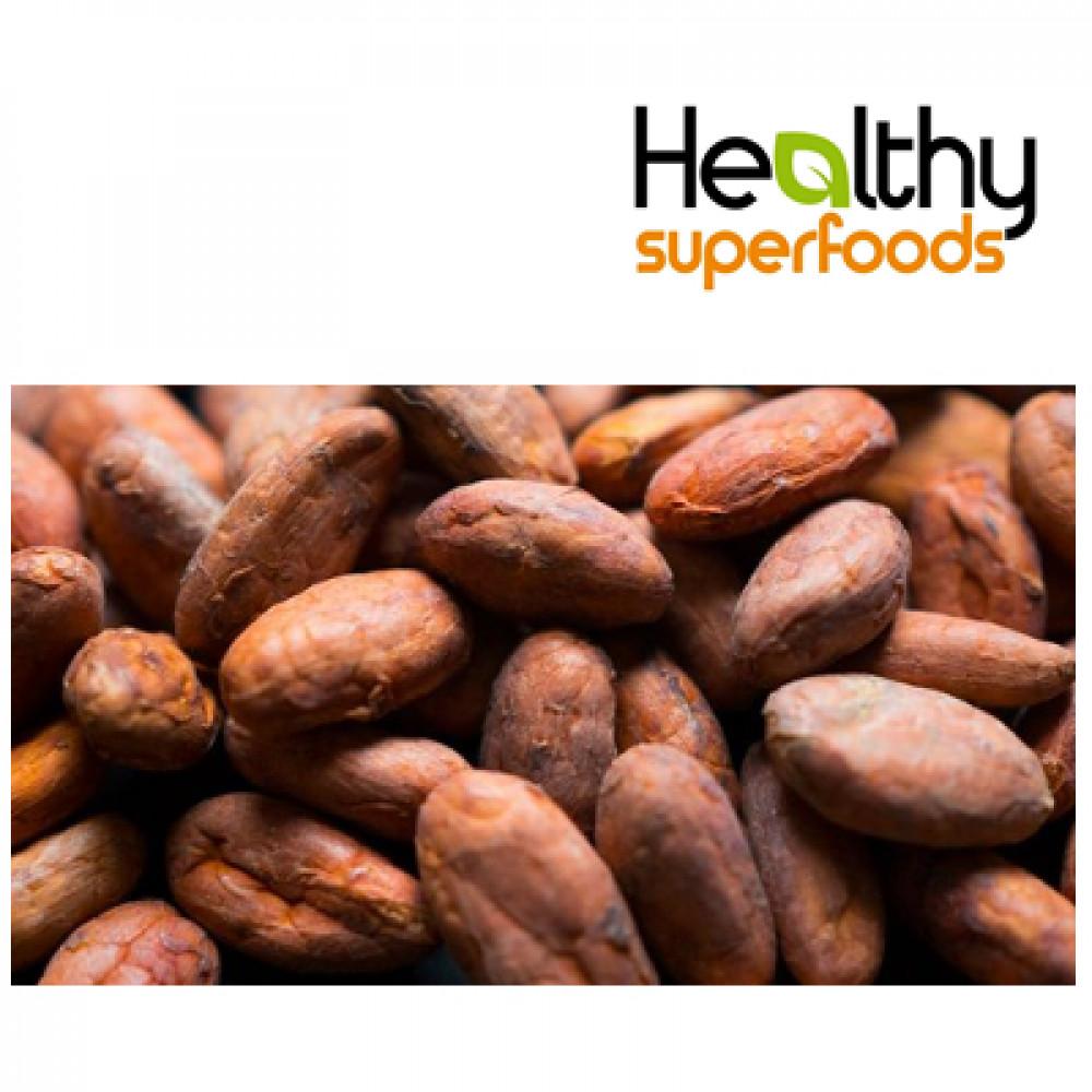 Granos de Cacao Criollo Orgánicos