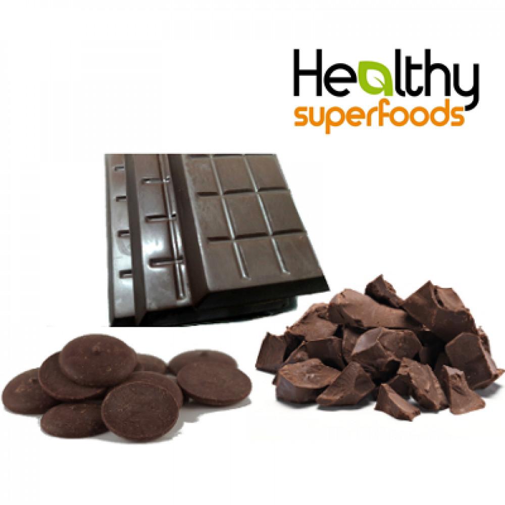 Pasta o Licor de Cacao Criollo Orgánico